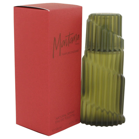 Eau De Toilette Spray 4.2 oz, Montana Red by Montana