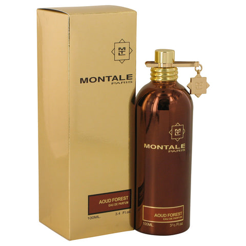 Eau De Parfum Spray (Unisex) 3.4 oz, Montale Aoud Forest by Montale