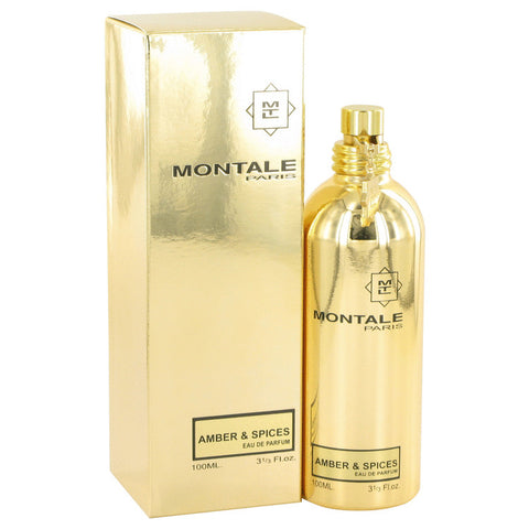 Eau De Parfum Spray (Unisex) 3.3 oz, Montale Amber & Spices by Montale