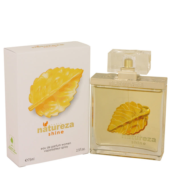 Eau De Parfum Spray 2.5 oz, Natureza Shine by Natureza