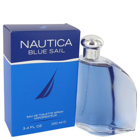 Nautica Blue Sail by Nautica for Men. Eau De Toilette Spray 3.4 oz