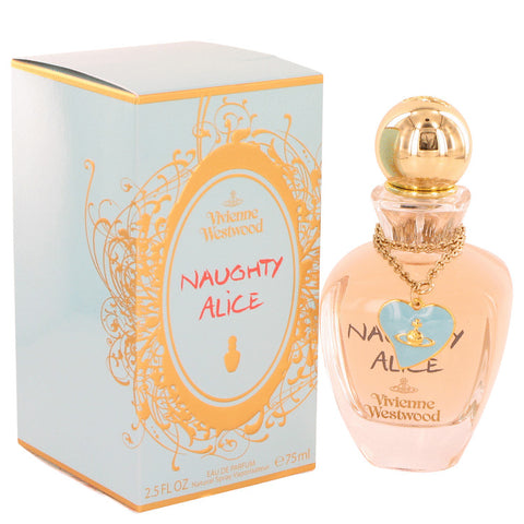 Eau De Parfum Spray 2.5 oz, Naughty Alice by Vivienne Westwood