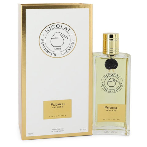 Patchouli Intense by Nicolai for Women. Eau De Parfum Spray (Unisex) 3.4 oz