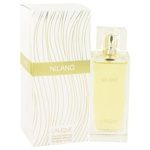 Eau De Parfum Spray (2011) 3.4 oz, NILANG by Lalique