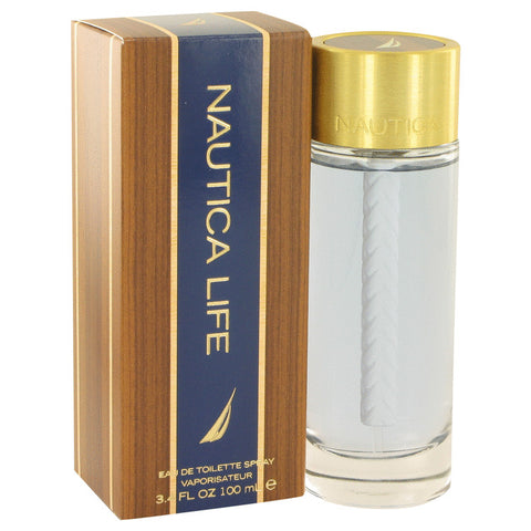 Eau De Toilette Spray 3.4 oz, Nautica Life by Nautica