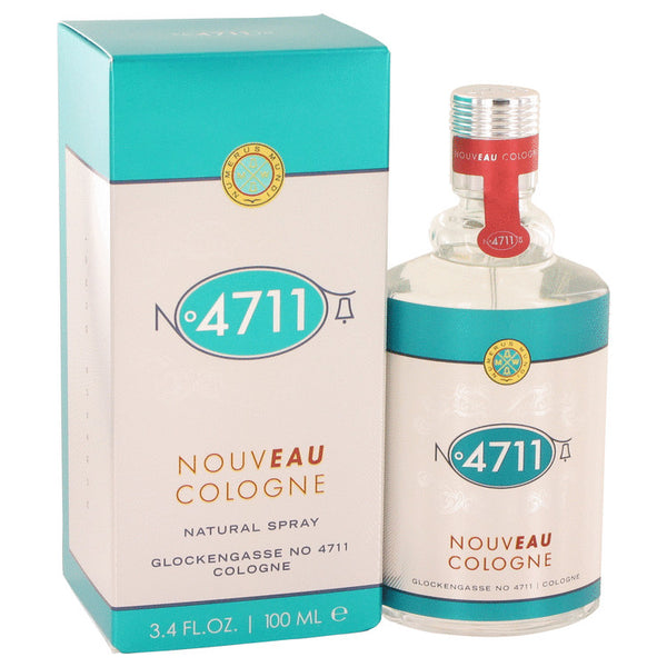 Cologne Spray (unisex) 3.4 oz, 4711 Nouveau by Maurer & Wirtz