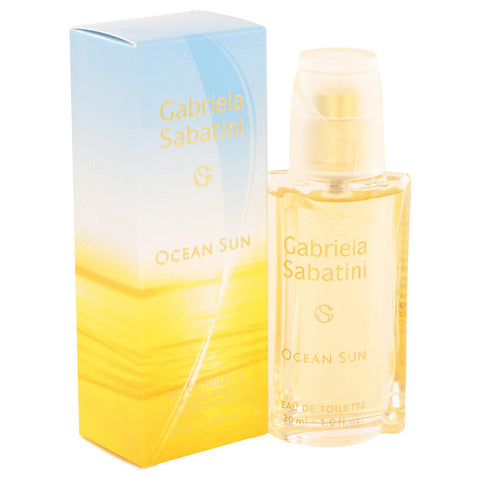 Eau De Toilette Spray 1 oz, Ocean Sun by Gabriela Sabatini