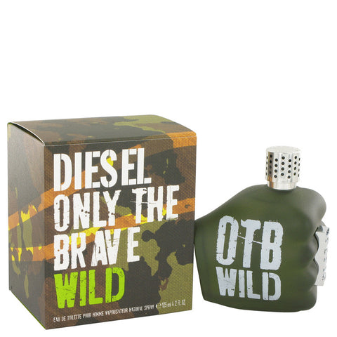 Eau De Toilette Spray 4.2 oz, Only The Brave Wild by Diesel