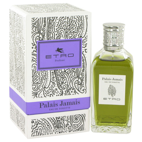 Eau De Toilette Spray (Unisex) 3.4 oz, Palais Jamais by Etro