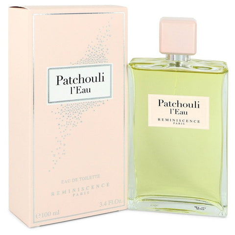 Patchouli L'eau by Reminiscence for Women. Eau De Parfum Spray 3.4 oz