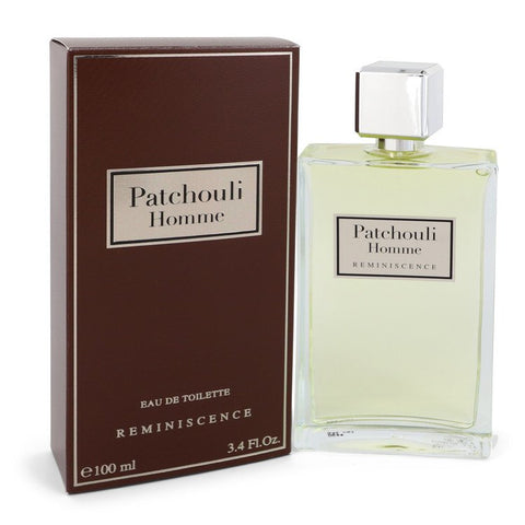 Patchouli Homme by Reminiscence for Men. Eau De Toilette Spray 3.4 oz