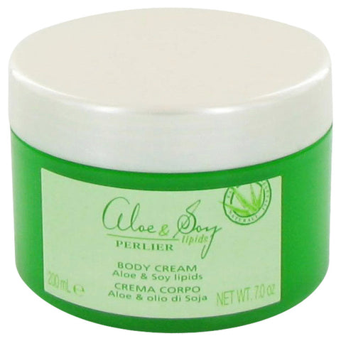 Aloe & Soy Lipids Body Cream 7 oz, Perlier by Perlier