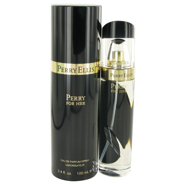 Eau De Parfum Spray 3.4 oz, Perry Black by Perry Ellis