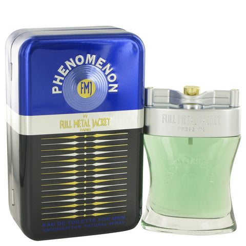 Eau De Toilette Spray 3.4 oz, Phenomenon by Full Metal Jacket