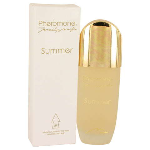 Eau De Parfum Spray 1.7 oz, Pheromone Summer by Marilyn Miglin