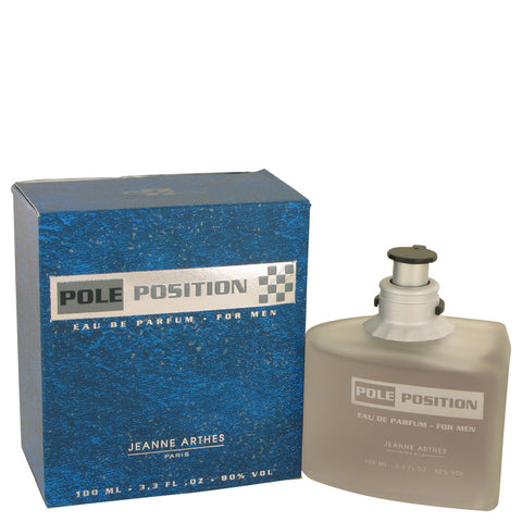 Eau De Parfum Spray 3.3 oz, Pole Position by Jeanne Arthes