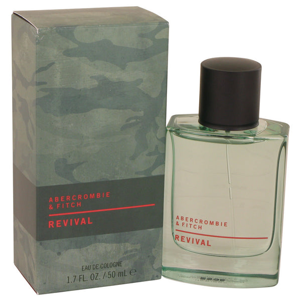 Eau De Cologne Spray 1.7 oz, Abercrombie Revival by Abercrombie & Fitch