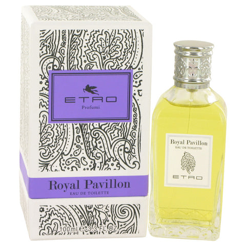 Eau De Toilette Spray (Unisex) 3.3 oz, Royal Pavillon by Etro