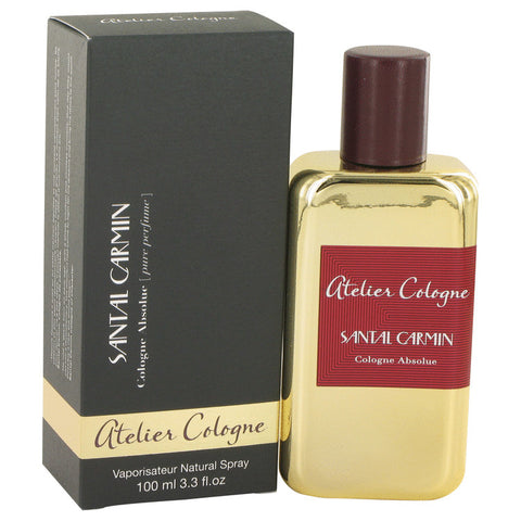Pure Perfume Spray 3.3 oz, Santal Carmin by Atelier Cologne