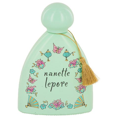 Eau De Parfum Spray (Unboxed) 3.4 oz, Shanghai Butterfly by Nanette Lepore