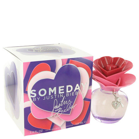 Eau De Parfum Spray 3.4 oz, Someday by Justin Bieber