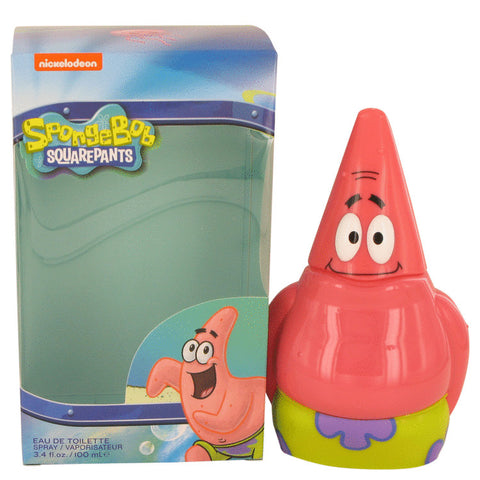Eau De Toilette Spray 3.4 oz, Spongebob Squarepants Patrick by Nickelodeon