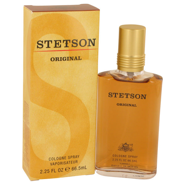 Stetson by Coty for Men. Cologne Spray 2.25 oz