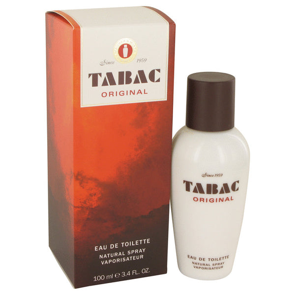 Eau De Toilette Spray 3.4 oz, TABAC by Maurer & Wirtz