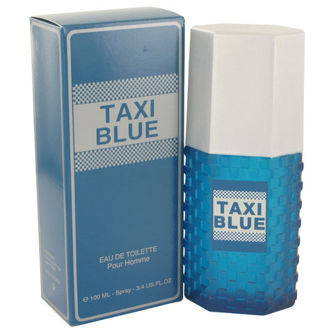Eau De Toilette Spray 3.4 oz, Taxi Blue by Cofinluxe