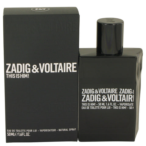 Eau De Toilette Spray 1.6 oz, This is Him by Zadig & Voltaire