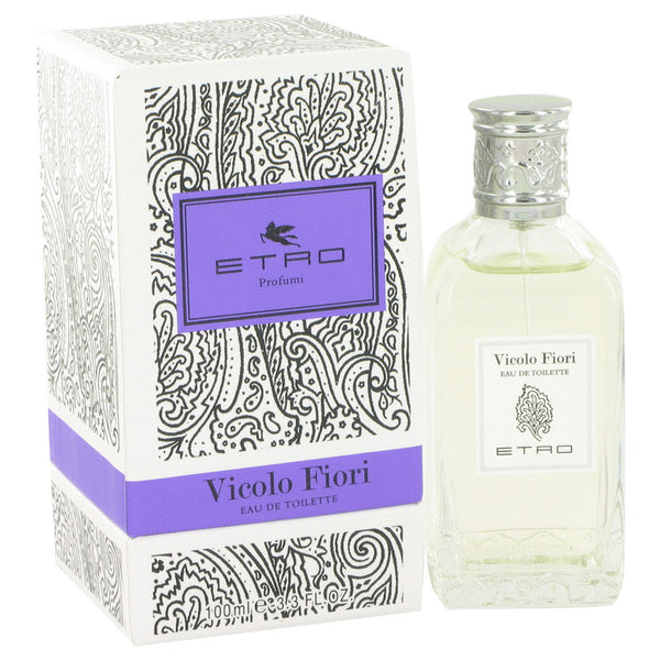 Eau De Toilette Spray 3.3 oz, Vicolo Fiori by Etro