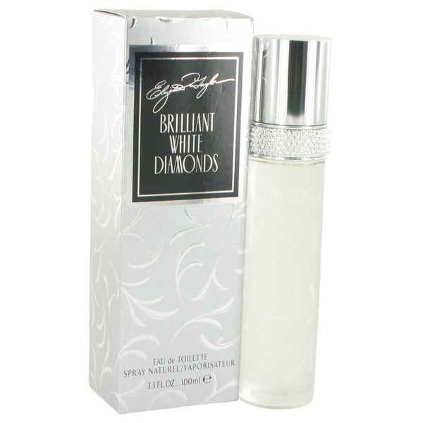 Eau De Toilette Spray 3.3 oz, White Diamonds Brilliant by Elizabeth Taylor