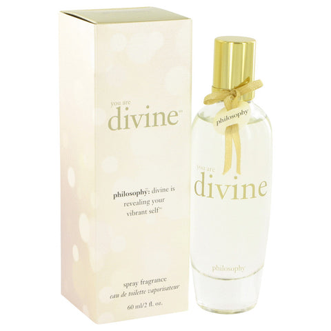 Eau De Toilette Spray 2 oz, You are Divine by Philosophy