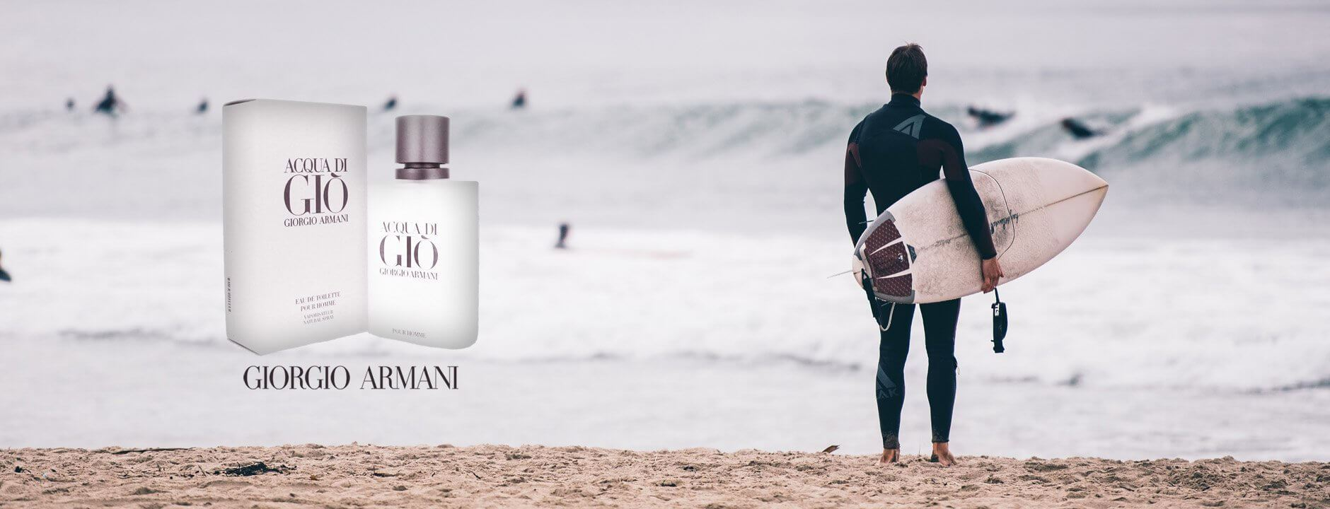 ACQUA DI GIO by Giorgio Armani for Men