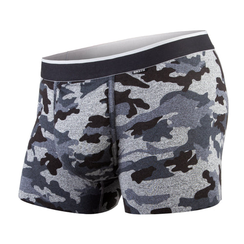 CLASSICS TRUNK: HEATHER CAMO BLACK