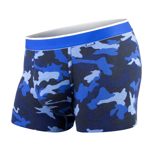 CLASSICS TRUNK: HEATHER CAMO BLUE