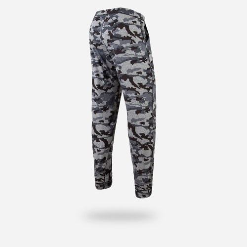 PJ LONG: HEATHER CAMO BLACK