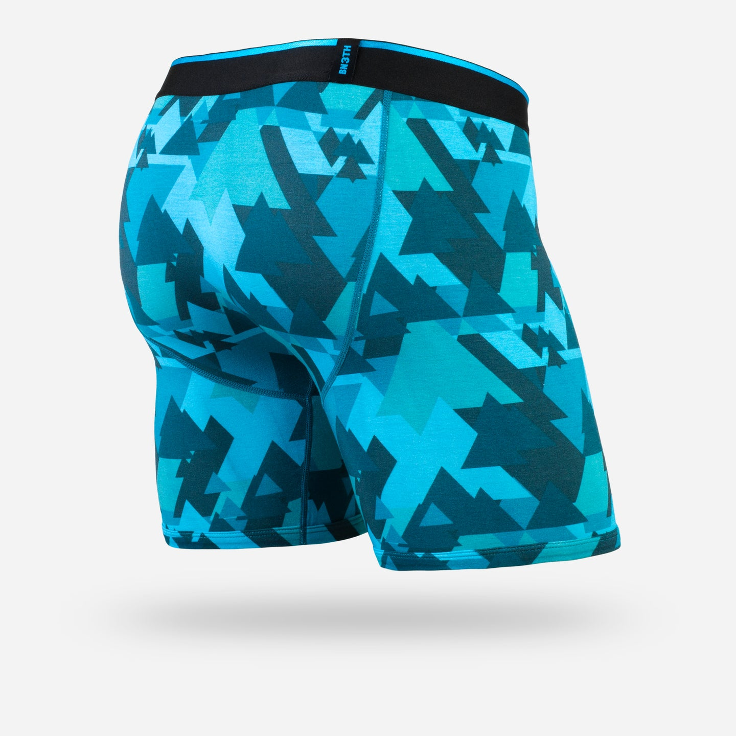 CLASSICS BOXER BRIEF: GEOTREES TEAL