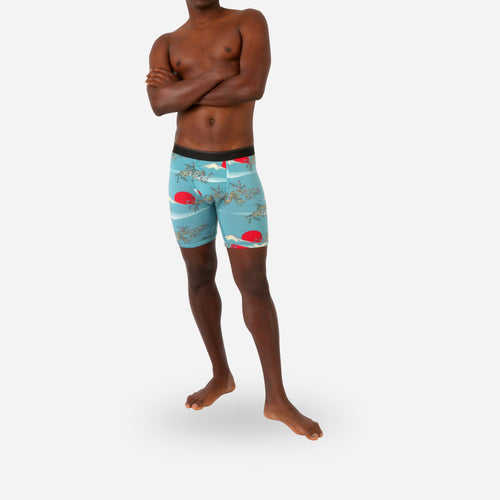 CLASSIC BOXER BRIEF: NEW HORIZON FUJI MIST