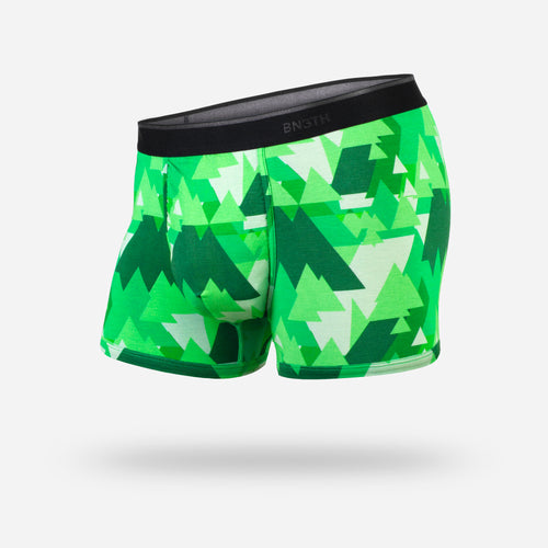 CLASSICS TRUNK: GEOTREES GREEN
