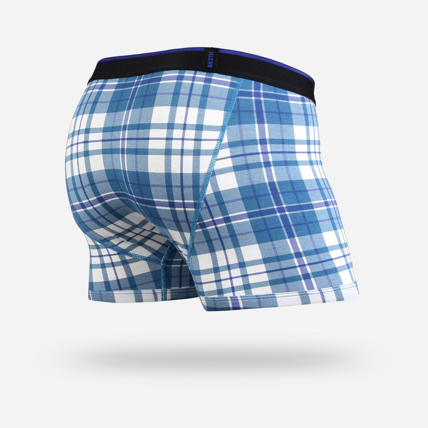 CLASSIC TRUNK: NO PLAID DAYS BLUE