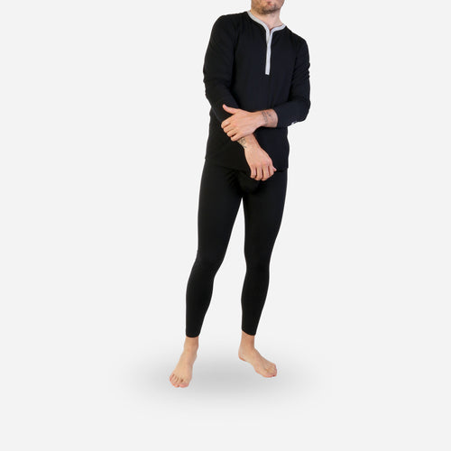 MERINO WOOL LONG SLEEVE BASE LAYER TOP