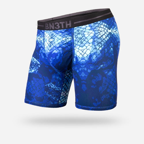 ENTOURAGE LOW-PRO BOXER BRIEF: EYE SPY SNAKE