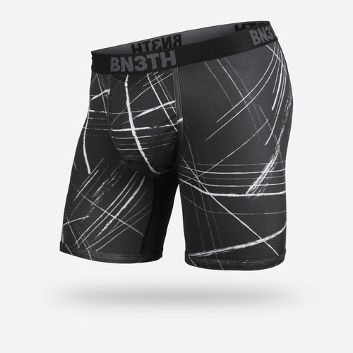 PRO XT2® BOXER BRIEF: BLACK/WHITE LASER