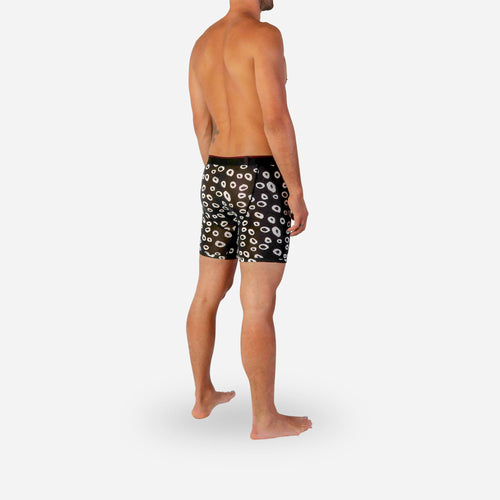 CLASSIC BOXER BRIEF: RAINCOAST BLACK