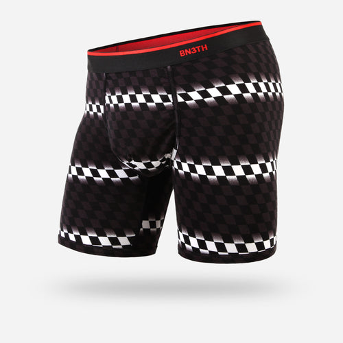 CLASSIC BOXER BRIEF: RADICAL BLACK