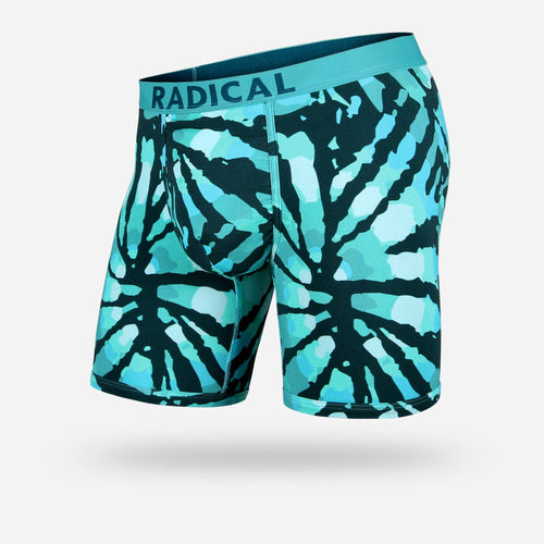 CLASSIC BOXER BRIEF : TIE DYE RADICAL