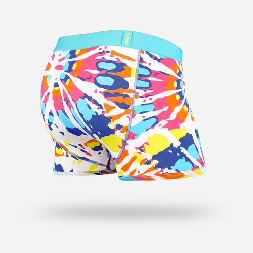 CLASSIC TRUNK : TIE DYE HAPPY