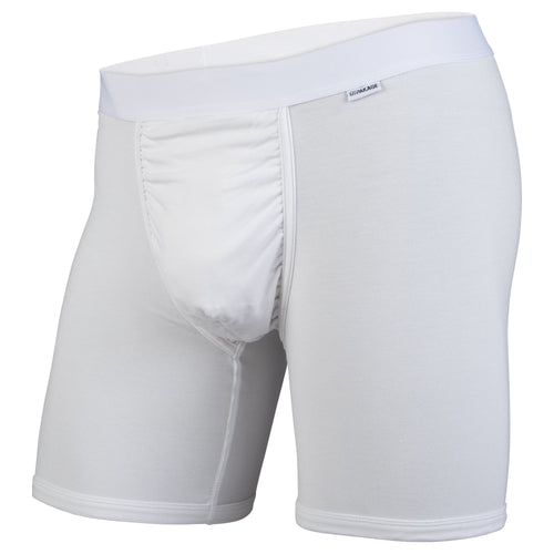Weekday Boxer Brief: White