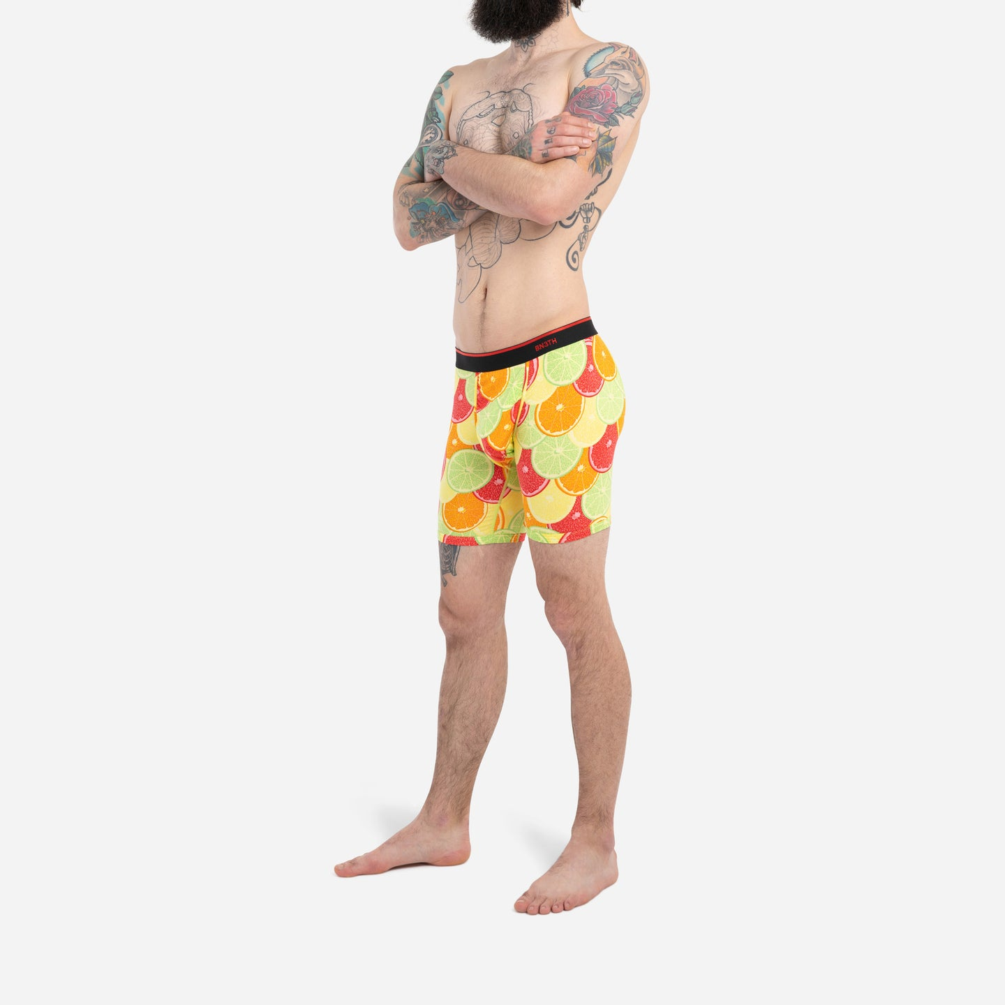 CLASSIC BOXER BRIEF : CITRUS